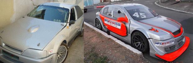 Flatout - Project Cars