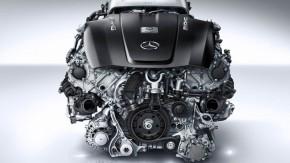 Downsizing barulhento: conheça todas as especificações do novo motor V8 da Mercedes-AMG