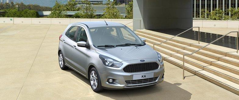 O Novo Ka E O Segundo Modelo Global Da Marca Desenvolvido No Brasil O Primeiro Foi O Ecosport E Faz Parte Da Atual Estrategia Da Ford De Oferecer Os