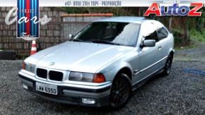 Project Cars #07: como é ter um BMW 318ti E36 como primeiro (e único) carro?