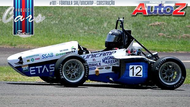 Project Cars #101: conheça o projeto do Fórmula SAE da equipe FSAE Unicamp