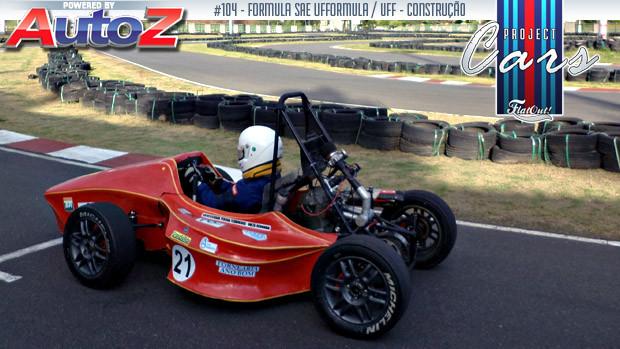 Project Cars #104: a evolução do Fórmula SAE da equipe UFFormula