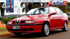 Em busca do Alfa Romeo 155 perfeito – conheça história do Project Cars #117