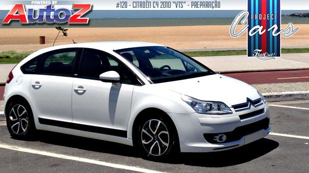 Project Cars #120: como transformar um Citroën C4 hatch comum em um VTS apimentado