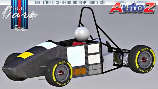 Project Cars #96: conheça o Fórmula SAE turbo da FEB Racing