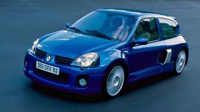 Os melhores hot hatches do universo: Renault Clio Williams e Clio V6