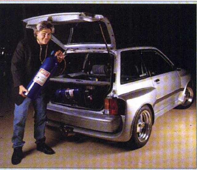 Mid Engine Kit Car >> Ford shogun
