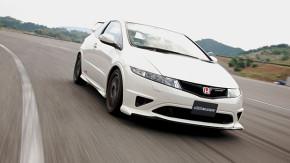 Os melhores hot hatches do universo: Honda Civic Type R