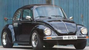 Um Fusca, seis cilindros e 210 cv: este é o Käfer-Carrera