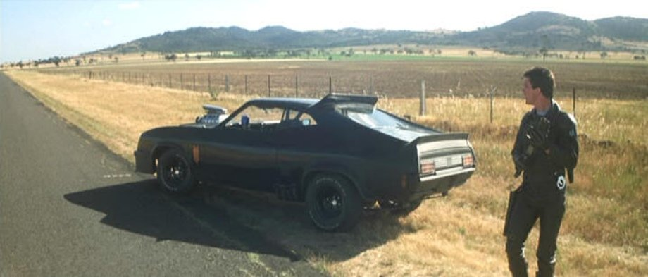 Ford Falcon Coupe GT – Mad Max