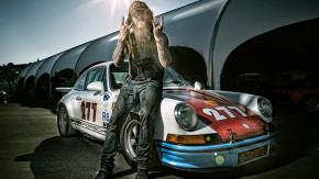 Heavy Metal flat-six: Magnus Walker, o colecionador de Porsche mais cool da galáxia