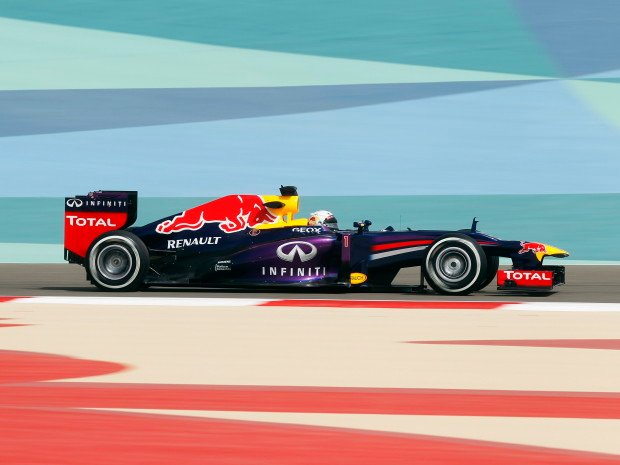 Bahrain Grand Prix - Friday