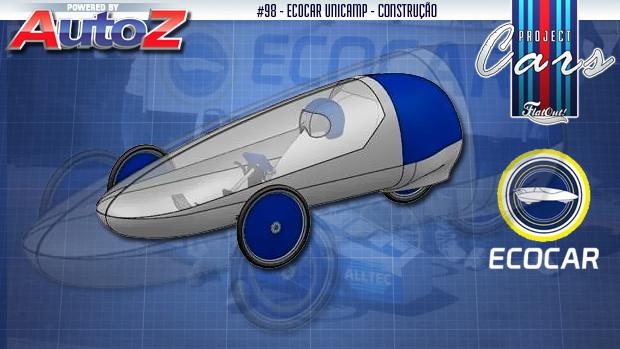 Project Cars #98 – os carros de 300 km/l da equipe Ecocar da Unicamp