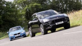 Porsche Macan desafia o BMW M3 para uma arrancada de 1.000 metros. Quem leva essa?