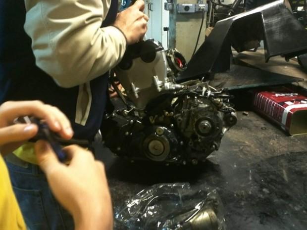 Imagem 11 - Motor