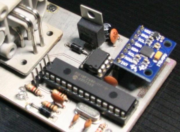 Imagem 8 – Módulo eletrônica