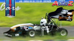 O desenvolvimento aerodinâmico, módulos eletrônicos e o motor do Project Cars #100