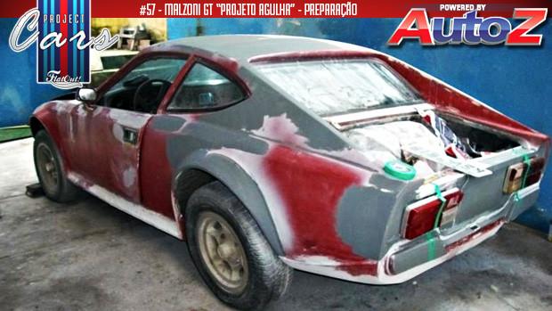 "Malzoni GT ""Projeto Agulha"": a restaurando a fibra do Project Cars #57"