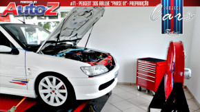 Peugeot 306 Phase III Rallye: a montagem, instalação e acerto do novo motor do Project Cars #71
