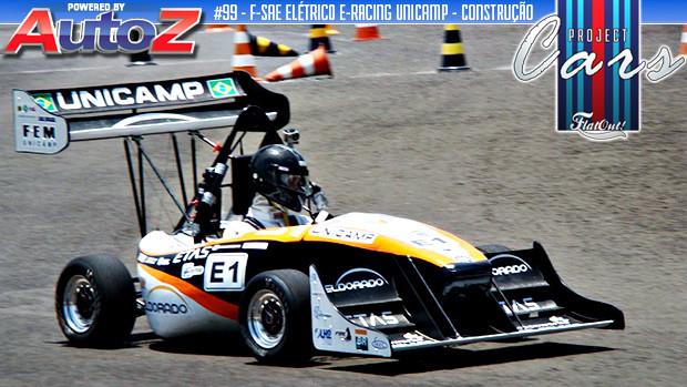 Project Cars #99 – todos os detalhes da construção do F-SAE elétrico da equipe Unicamp E-Racing
