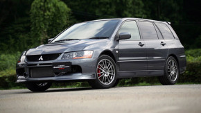 Lancer Evolution IX Wagon: quando a Mitsubishi decidiu transformar o Evo em uma super perua