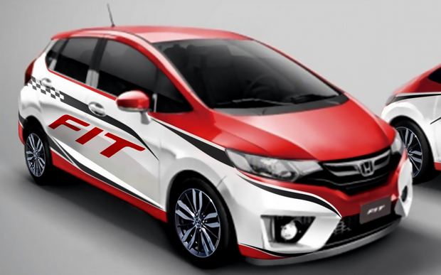Nice Honda Desenvolve Fit De 211 Cv No Brasil