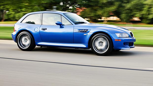 Os melhores hot hatches do universo: BMW M Coupe (sim, você leu certo)