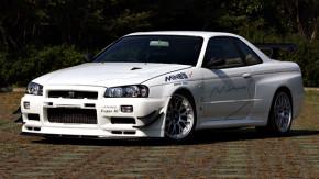 Mine's R34: o lendário Skyline GT-R que é um dos mais rápidos do mundo