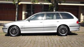 BMW 540i Touring E39 à venda: que tal uma perua alemã com motor V8 de 286 cv?