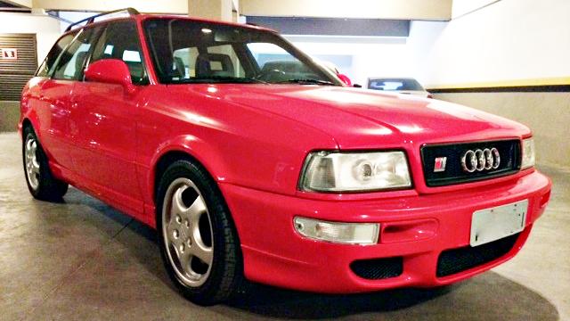 Audi Rs2 Avant Uma Superperua De 315 Cv E 262 Km H 224
