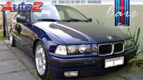 Project Cars #116: a história do BMW 325i E36 de Marcelo Lucca
