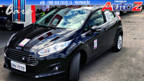 Project Cars #31: os primeiros detalhes da preparação do Ford New Fiesta de Luiz Leão