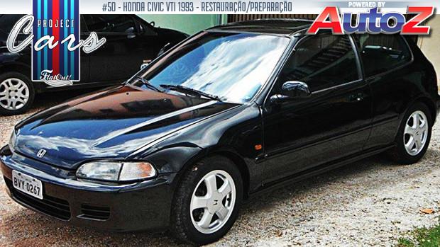 Project Cars #50 – realizando o sonho de ter um Civic VTi na garagem