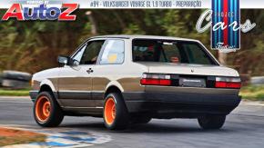 Um Voyage 1.9 turbo para curtir em track days – conheça a história do Project Cars #94