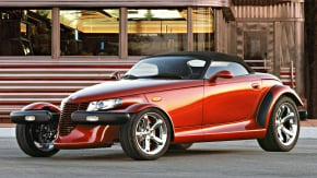 Pequenos grandes roadsters: Plymouth Prowler