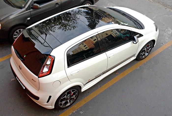 Project Cars 113 Mais Pimenta Para O Fiat Punto T Jet De
