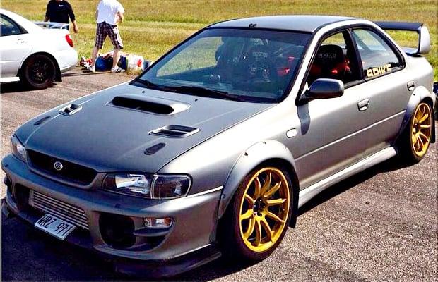 Subaru Prata