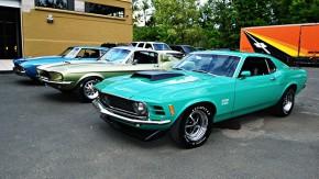 Coleção de muscle cars dos sonhos é apreendida e leiloada pela Polícia Federal dos EUA