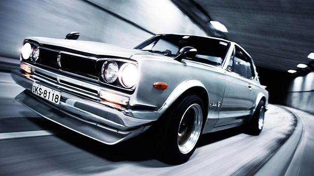 A Evolução Do Nissan GT R, Parte 1: O Nascimento Do Skyline E