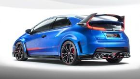 Mais detalhes do novo Civic Type R: ele andará mais do que o NSX Type R