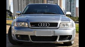 RS4 Avant: se você quer uma super perua da Audi, esta pode ser sua melhor chance