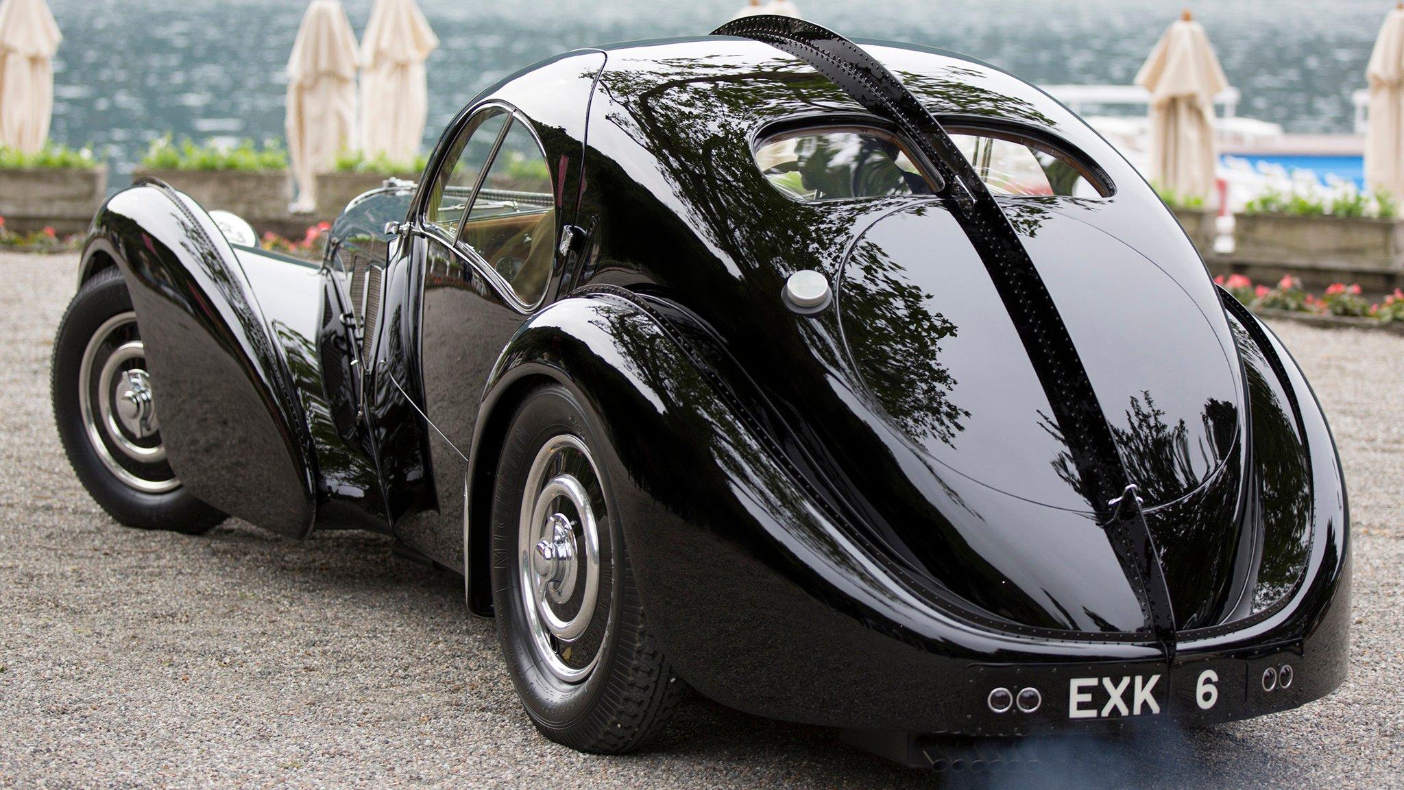 bugatti type 57 wallpaper