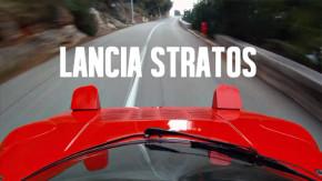 O ronco musical do Lancia Stratos HF Stradale é um presente para seus ouvidos