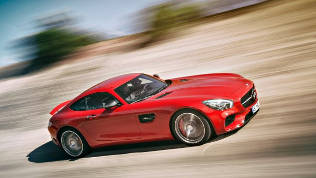 mercedes-amg-gt-side-front-three-quarter-in-motion