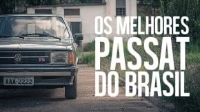 As melhores versões do Volkswagen Passat no Brasil