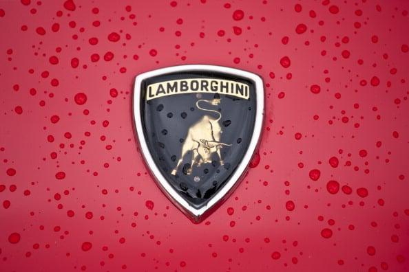 Lamborghini Countach 5000 Car Badge, UK
