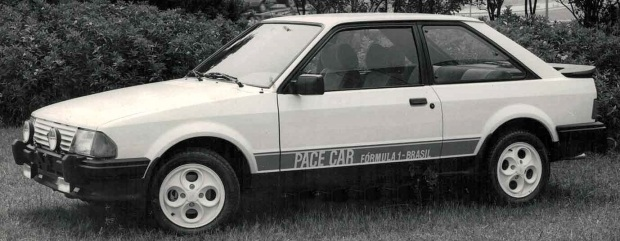 Ford Escort XR3 Pace Car 2