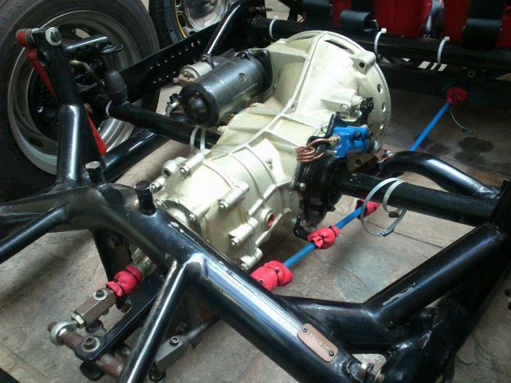 Project Cars 133 Um Novo Motor E Refor 231 Os De Alum 237 Nio Para O Porsche 550 Spyder De Ricardo