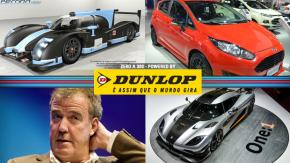 Uma equipe brasileira em Le Mans, Ford apresenta New Fiesta Sport, Jeremy Clarkson em nova polêmica e mais!
