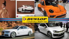 Nissan zoa Kim Kardashian, Akira Nakai prepara um Fusca Turbo, carros a diesel vetados (de novo) no Brasil e mais!